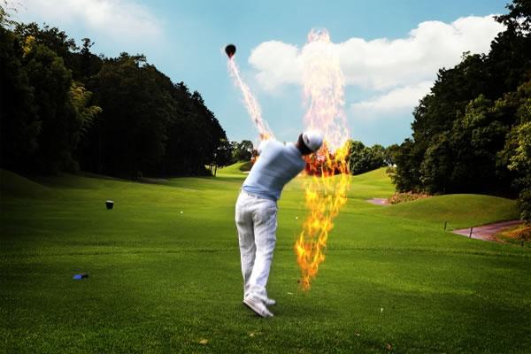 オリンピックでのゴルフの登場
