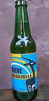 ガゼルビール