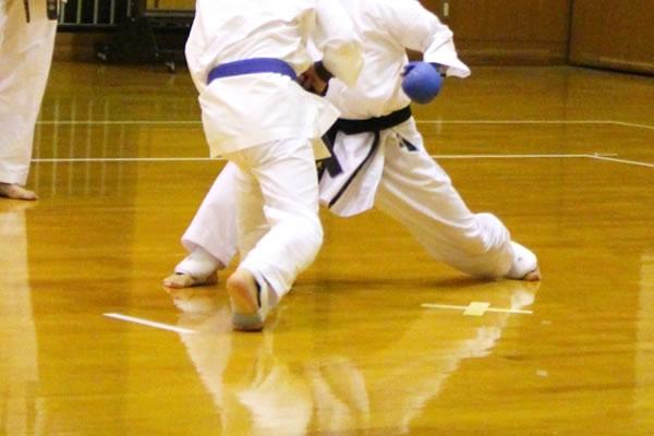 東京オリンピック2020「空手」のルール・競技概要